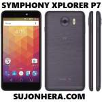 Symphony Xplorer P7: Full Phone Specifications & Price