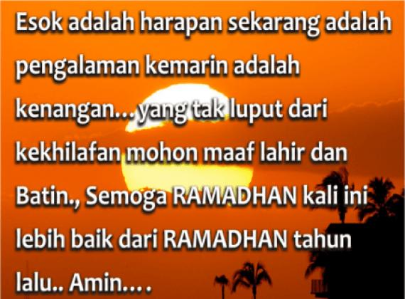 Kata Islami Ramadhan Nusagates