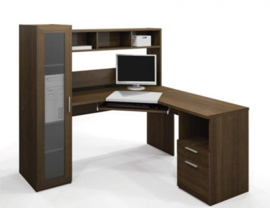Cool 36 inch computer desk #diy #gaming #corner #dekstops # forsmallspaces #workstations #creative #hidden #computer #desk