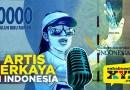 Wow, nomor 4 orang Sukabumi, ini dia 5 artis terkaya di Indonesia 2020