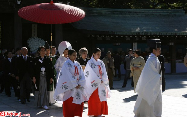 menikah orang jepang