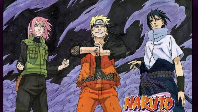 Sebentar Lagi Naruto Tamat, Berakhir Pada 10 November 2014