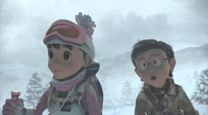 Alasan Kenapa Harus Nonton Film Stand by Me Doraemon 5