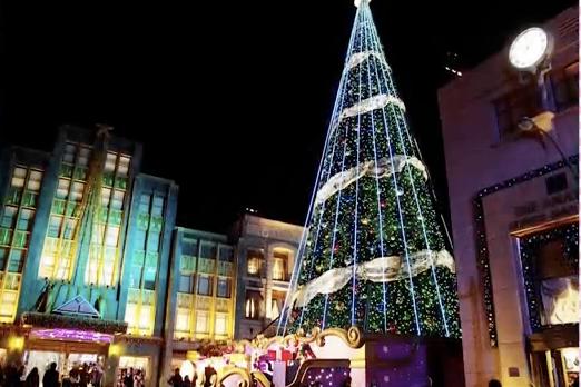 Suasana Natal di Jepang 1