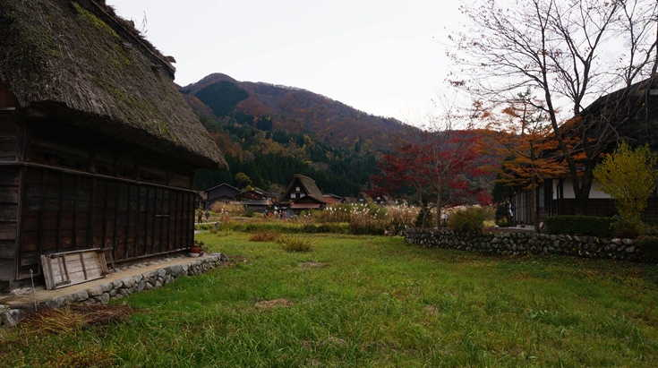 Melihat Shirakawago Dari Dekat 5