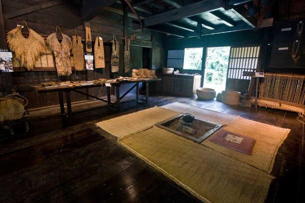 Rumah Tradisional Shirakawa Go 3