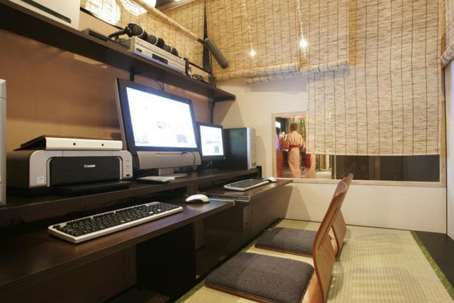 kafe internet Paling Tradisional di Jepang 10