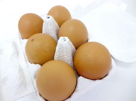 Petani Jepang Kembangkan Telur Beraroma Jeruk 2