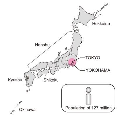 Fakta Geografis Jepang