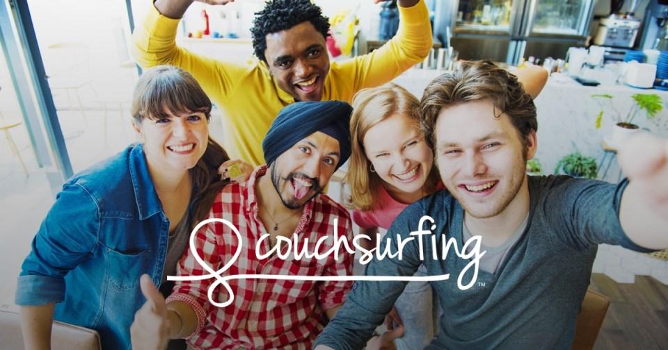SukaKorea.com - Couchsurfing