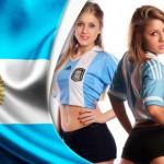 11 Model Barcelona Beraksi Manja Dengan Jersi Argentina