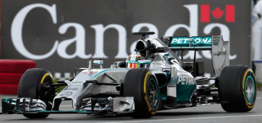 Kedudukan Pasukan Formula 1 Selepas Litar Montreal, Kanada