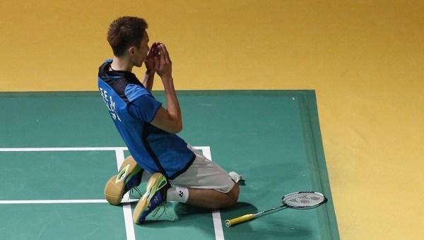 Keputusan Badminton Terbuka Indonesia 2014