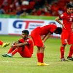 Singapura Tewas Kepada Malaysia, Pemain No.20 Mengamuk