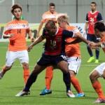 Piala AFC 2015 : JDT Hampir Berputih Mata Ketika Menentang Khalsa