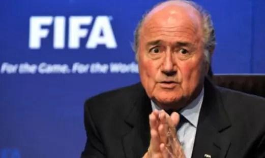 Bekas Presiden FIFA