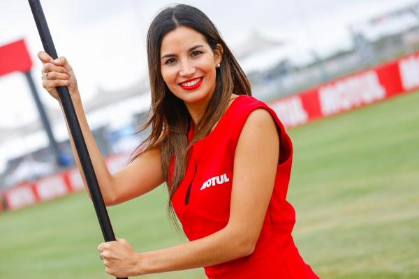 Gambar Gadis Litar Motor GP Argentina 2016 9