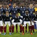 Senarai Pemain Perancis Untuk EURO 2016