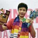 Keputusan Akhir Badminton Terbuka India 2018