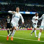 Liga Juara Juara Pusingan 16 : Real Madrid 3-1 PSG