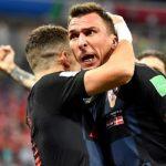 Croatia Tundukan Denmark Juga Melalui Sepakan Penalti