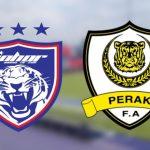 Keputusan Liga Super 6 Julai 2019