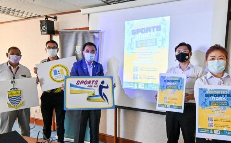 Jom sertai soal selidik Indeks Sukan Pulau Pinang sehingga 15 April