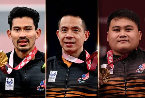 Paralimpik Tokyo 2020: Malaysia akhirnya capai sasaran pingat