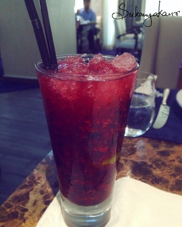 Mixed Berry Chiller
