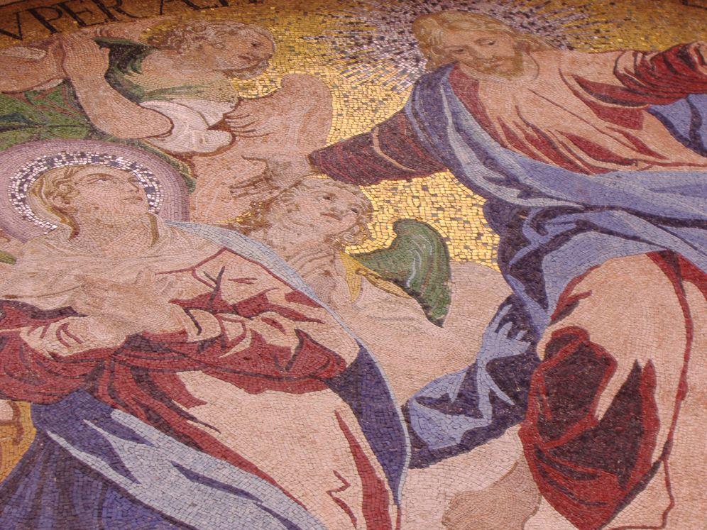 Mosaic at Venice