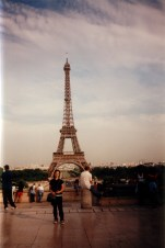 Of course! Eiffel Tower