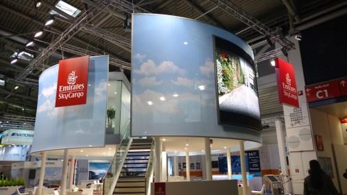 Emirates SkyCargo Stand