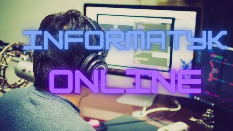 Informatyk Online - Pigułka IT contentu
