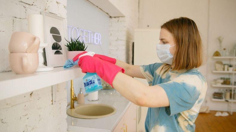 Sprzątanie domów, zakładów pracy