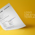 FREE Template Logo Creative Brief