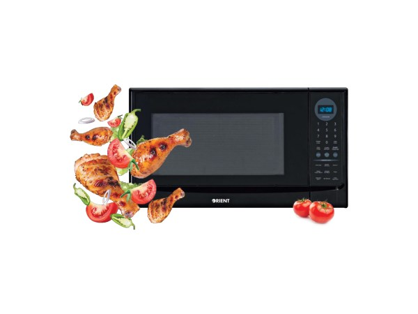 Orient 38L Grill Type Microwave Oven Tomato OM-38D