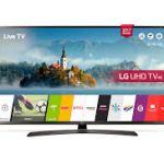 LG 43″ 4K UHD LED TV 43UJ634 (Imported) LG 49″ 4K UHD LED TV 49UJ634 LG 49 Inches Smart UHD LED TV 49UJ670 (Imported) LG 60 Inches Smart Ultra HD LED TV 60UJ651 (Imported) LG 65″ 4K UHD LED TV 65UJ634 LG 65″ 4K UHD LED TV 65UJ634 (Imported) LG 43″ 4K UHD LED TV 43UJ670V (Imported) LG 55″ 4K UHD LED TV 55UJ634