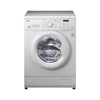 LG 7Kg Front Load Fully Automatic Washing Machine F10C3QDP2