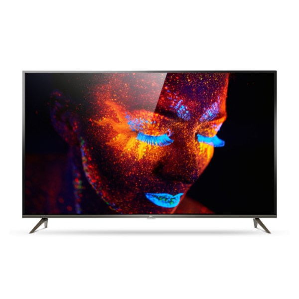 TCL 50 Inches Smart UHD LED TV 50P8 1