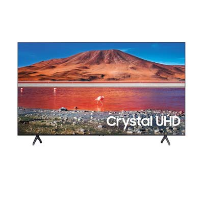 "Samsung 82"" Crystal UHD 4K Smart LED TV (82TU8000) - Official Warranty 1"