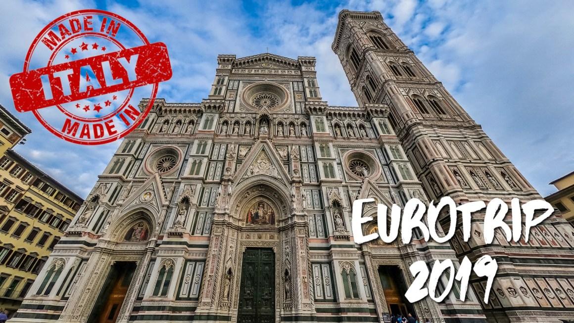 🇪🇺 EuroTrip 2019 – 🇮🇹 Italy (Florence) – Фотки