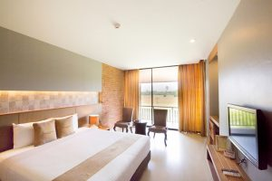 Sukhothai Treasure Resort & Spa : Deluxe Room