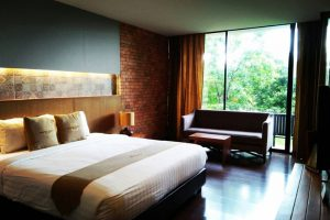 Sukhothai Treasure Resort & Spa : Superior (Conecting room)