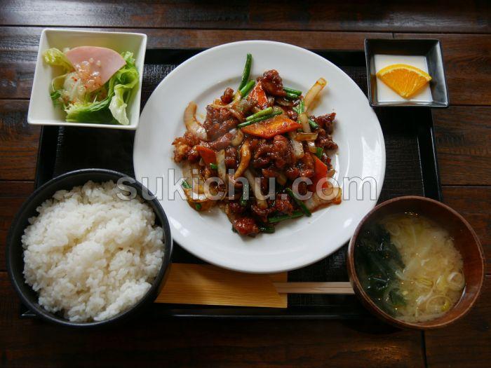 中華食堂醤水戸