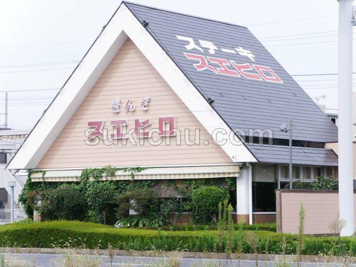 銀座スエヒロ水戸店建物