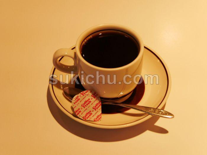 焼肉冷麺新月苑水戸コーヒー