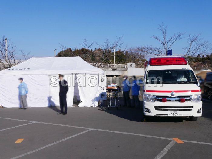 平成31年水戸市消防出初式