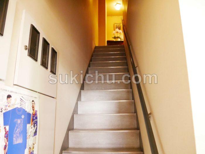 佳鱗亭階段