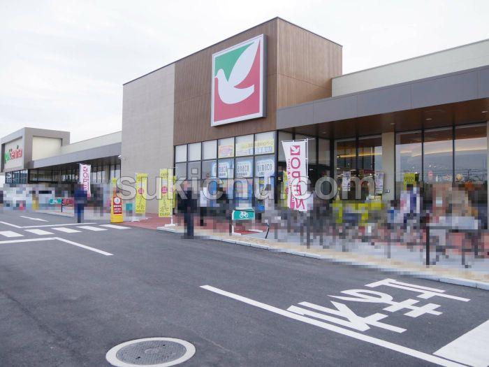 ヨークベニマル水戸元吉田店建物外観