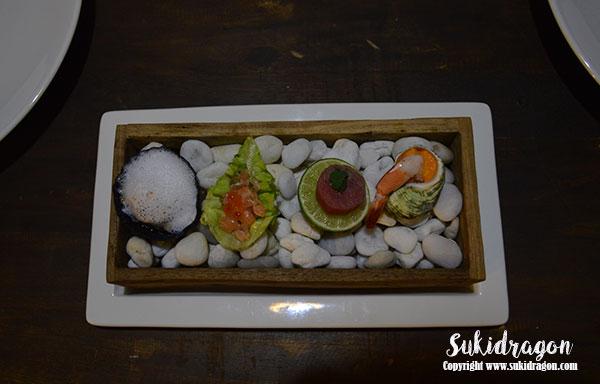 Cuisine de Garden Chiang Mai